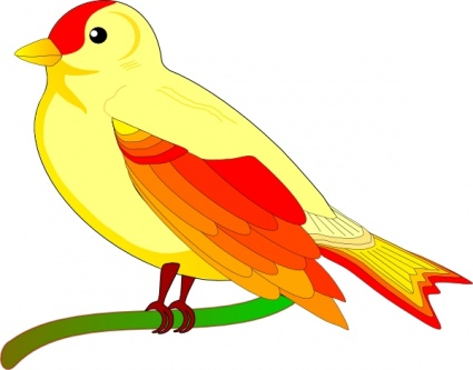 Animal clipart bird.