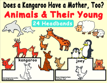 Eric Carle Does a kangaroo have a mother, too?.