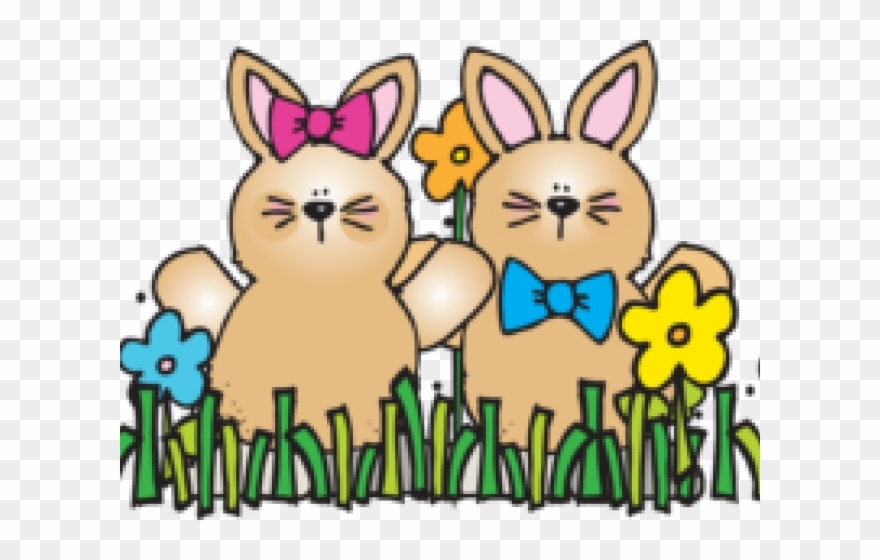 Easter Clipart April.