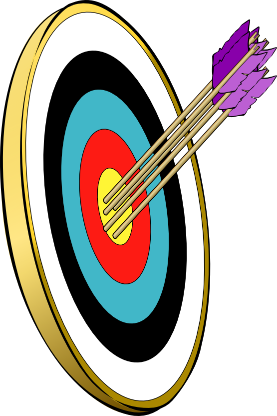 Free Bullseye Clipart.