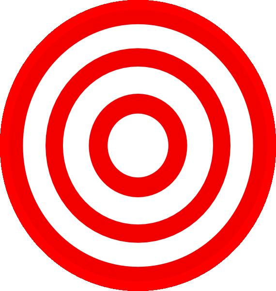 Target Board Clip Art at Clker.com.