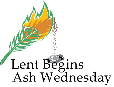 Ash Wednesday Clip Art Free.