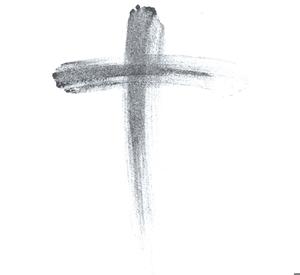 Ash Cross Clipart.