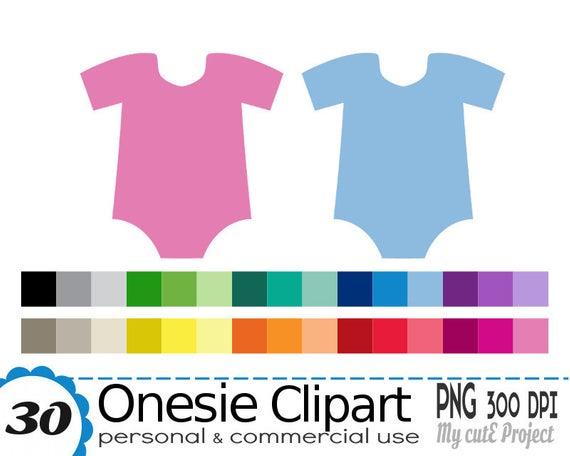 Onesies Clipart.