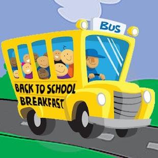 Back To School Breakfast.