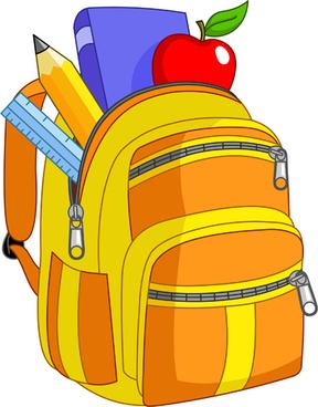 School bag clip art free vector download (221,424 Free.