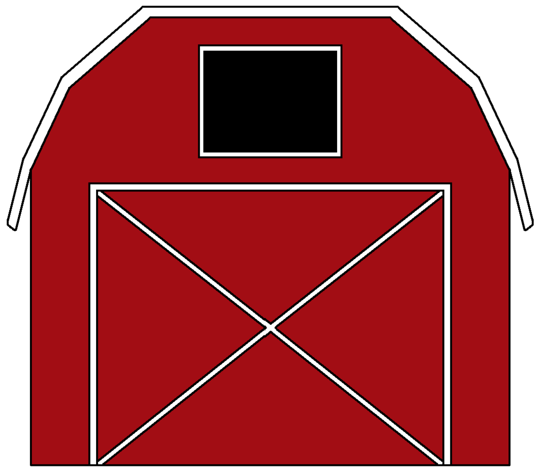 Free Clip art of Barn Clipart #4639 Best Simple Barn Clipart #4639.