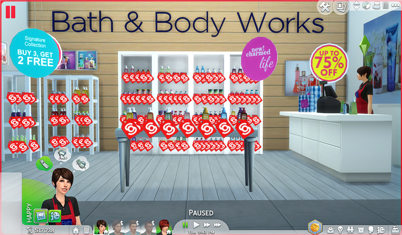 Bath And Body Works Clipart.