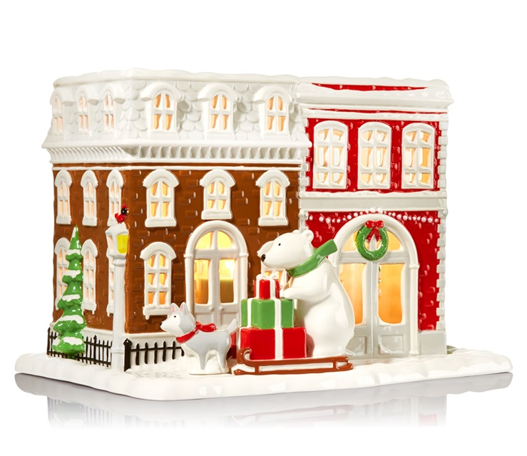 Bath & Body Works Holiday House 3.