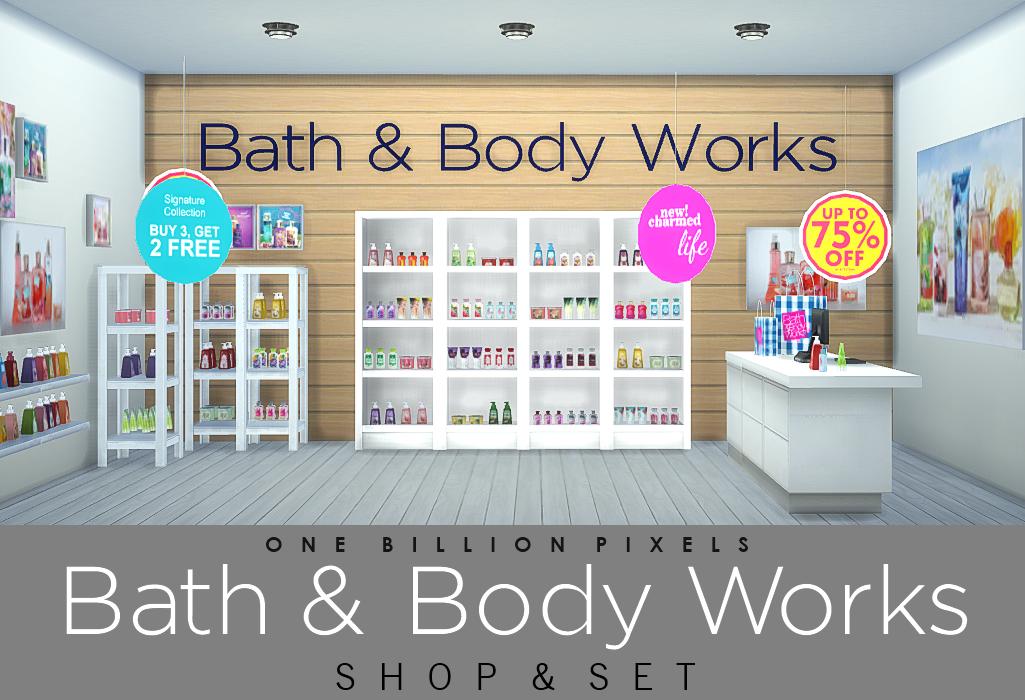 Bath Body Works Clipart.
