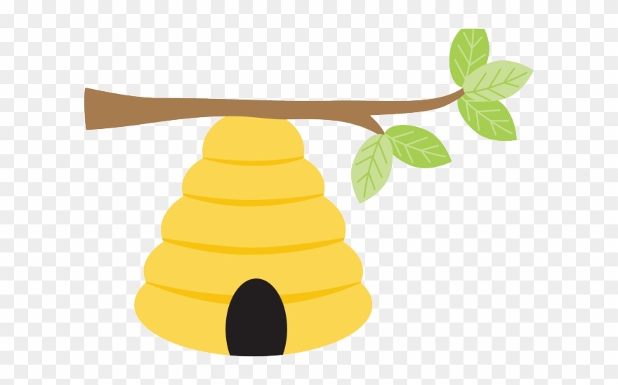 Honeycomb Clipart Beehive.