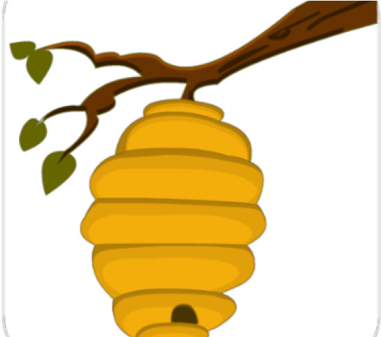 Beehive Png Clipart.