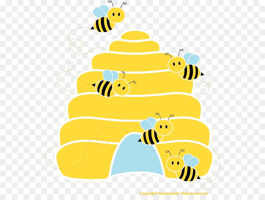 Beehive Bumblebee Clip art.