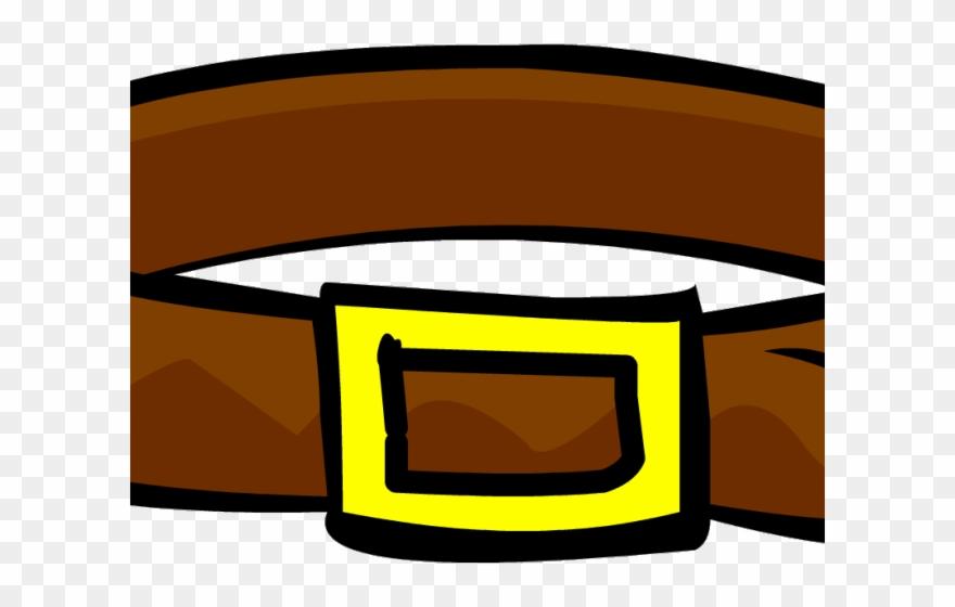 Pirates Clipart Belt.