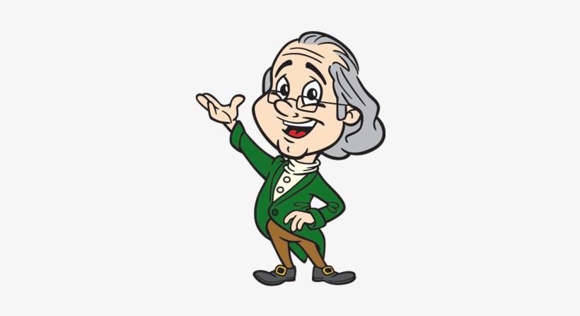 Benjamin Franklin Drawing.