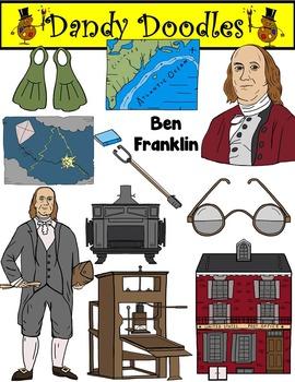 Benjamin Franklin Clipart Worksheets & Teaching Resources.