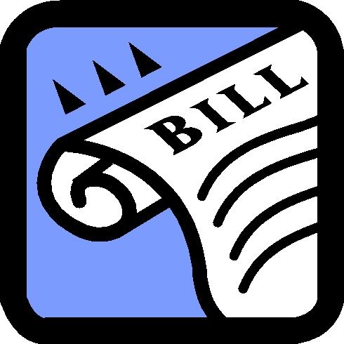 37+ Bill Clip Art.
