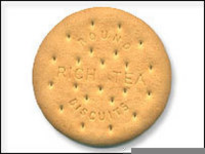 Tea And Biscuits Clipart.