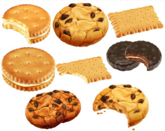 Biscuits clipart 2 » Clipart Station.