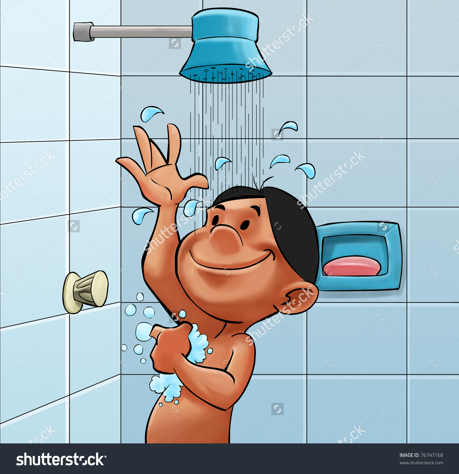 Showing post & media for Cartoon bath shower.