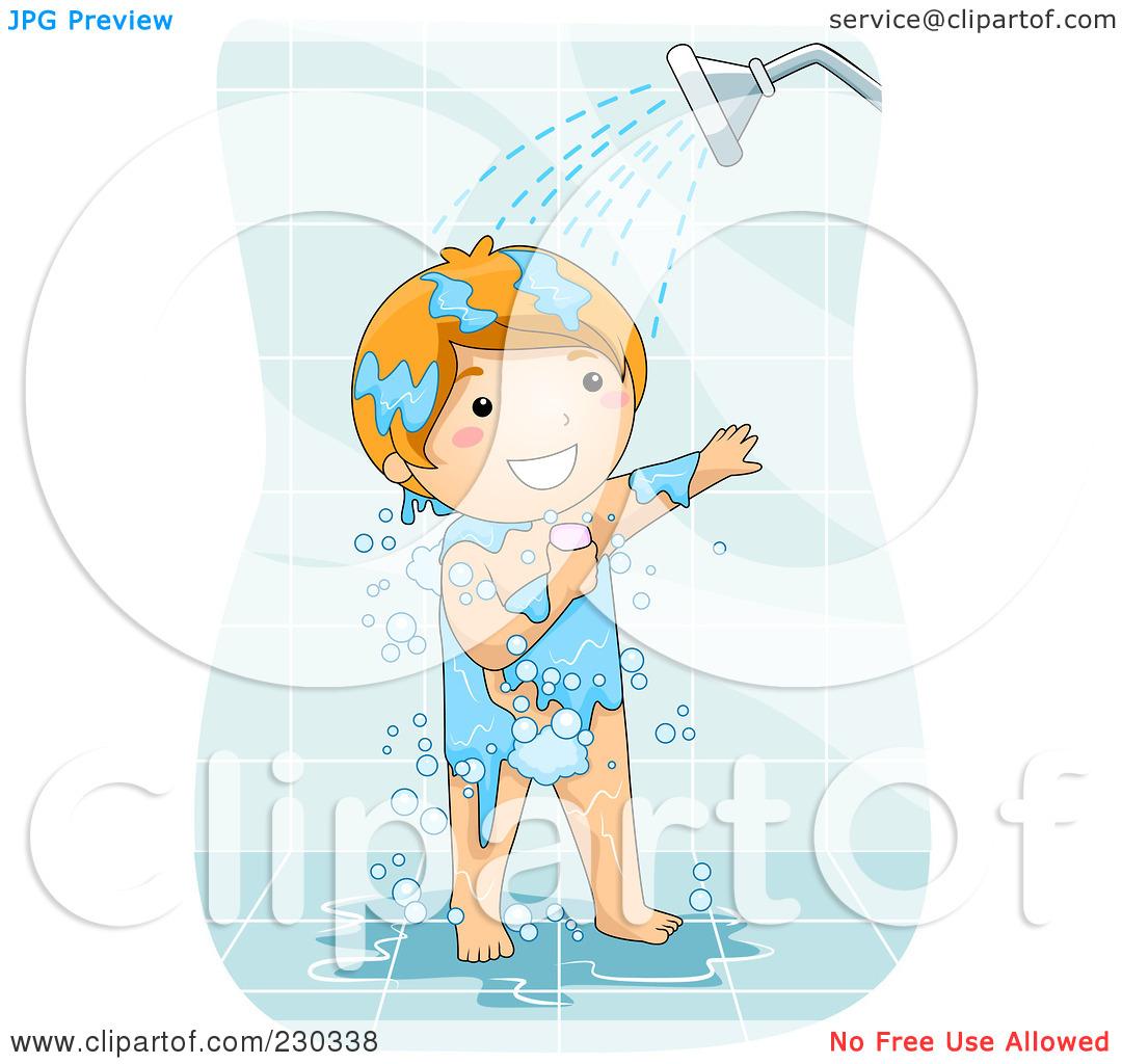 taking a bath clipart - photo #23