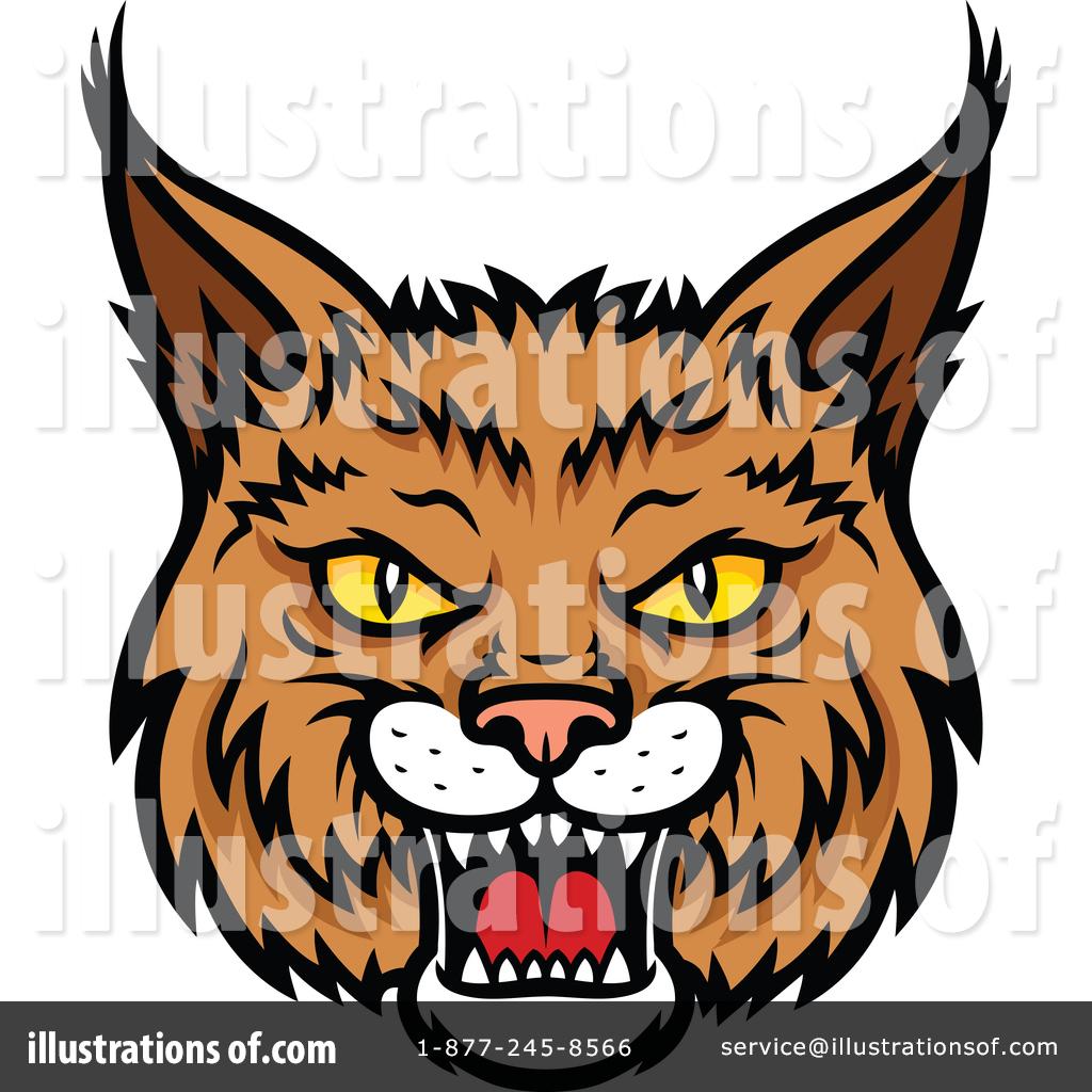 Bobcat Clipart #1454398.