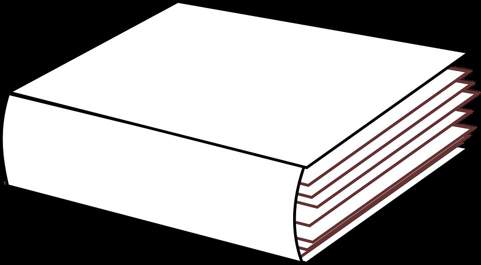 Books Clipart Closed.