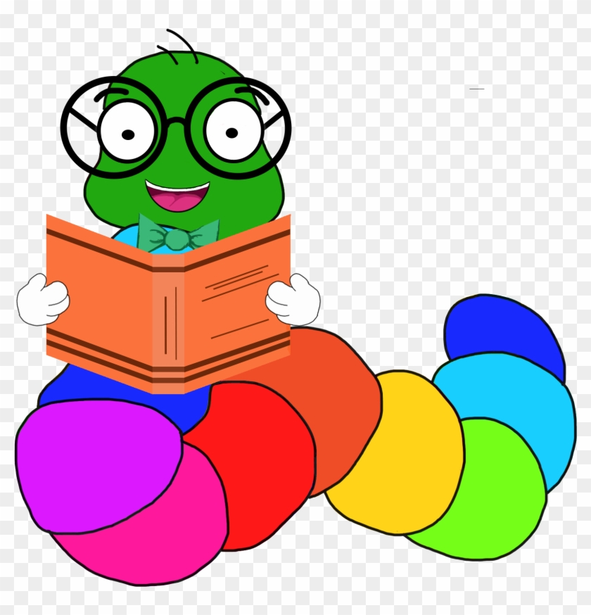 Image Of Bookworm Clipart.