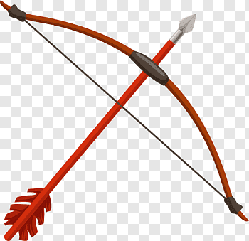 Bow And Arrow cutout PNG & clipart images.