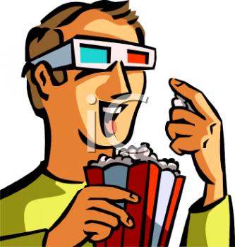 Showing post & media for Cartoon boy eating popcorn.