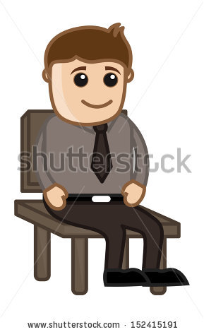 Boy Sitting On Chair Stock Images, Royalty.