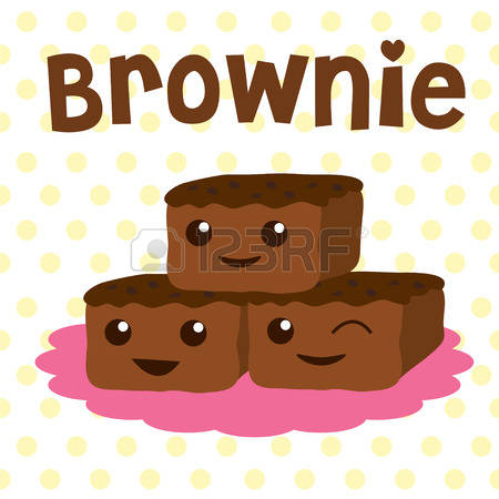Brownie Cliparts.