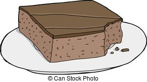 Brownies clipart 3 » Clipart Station.