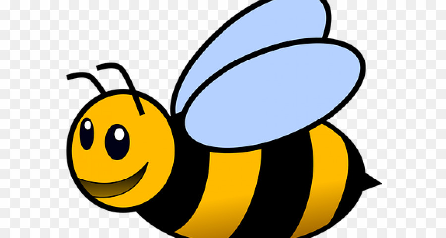 Bumble Bee For Children PNG Bumblebee Clipart download.