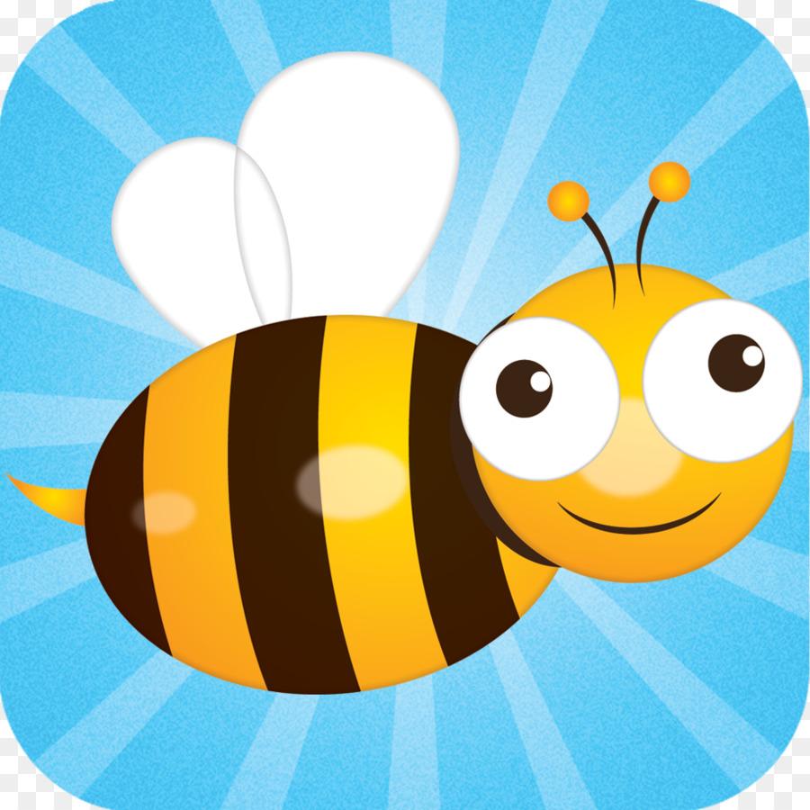 Honey bee Bizy Bees Bakery Butterfly Clip art.