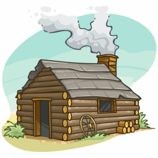 Cabin PNG, Backgrounds and Vectors Free Download.