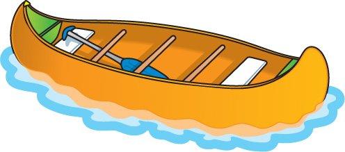 Canoe clipart 1 » Clipart Station.