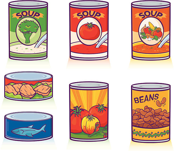 Cans clipart 4 » Clipart Station.