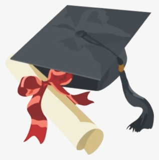 Free Cap And Gown Clip Art with No Background.