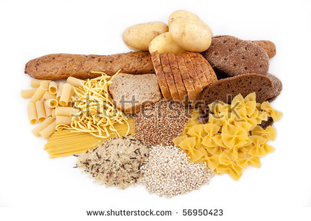 Carbohydrate Clipart.