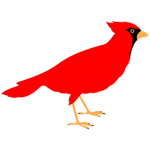 CARDINAL clipart, cliparts of CARDINAL free download (wmf.