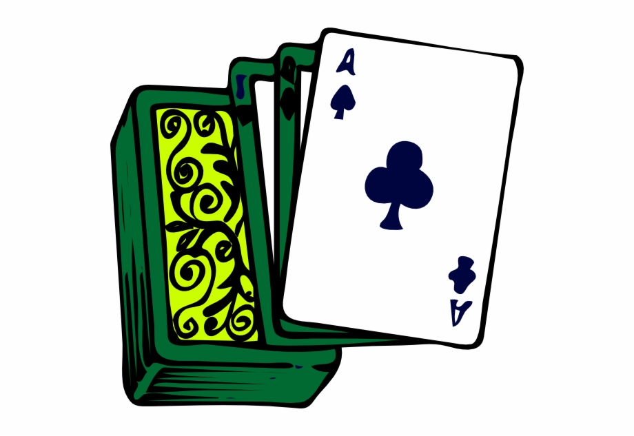 Deck Of Cards Clip Art At Clker Ⓒ.