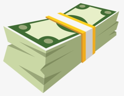 Free Money Transparent Background Clip Art with No.