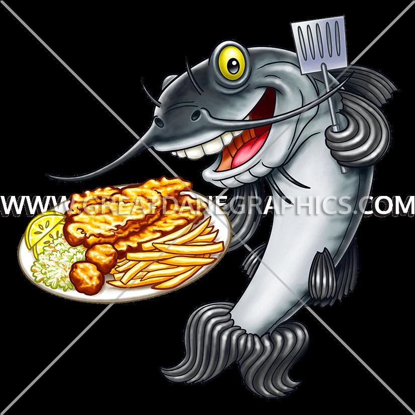 Fish Fry Catfish.