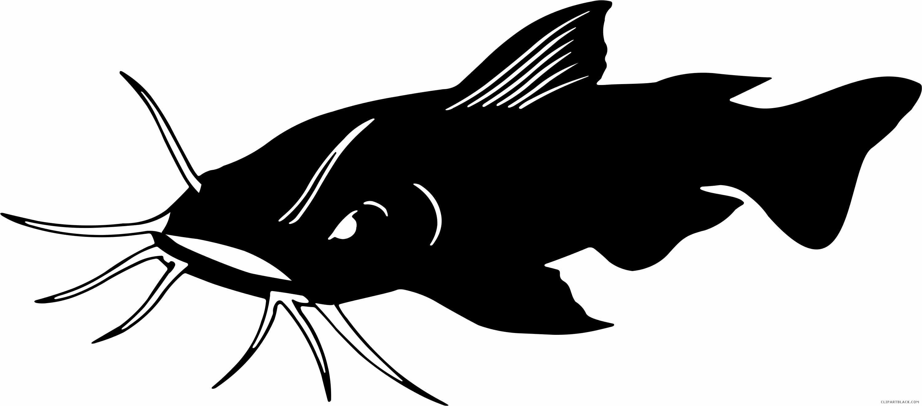 Catfish Clipart Black And White (106+ images in Collection) Page 1.