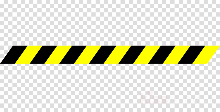 Caution Tape PNG, Blank Tape, Yellow Tape, Police Tape.