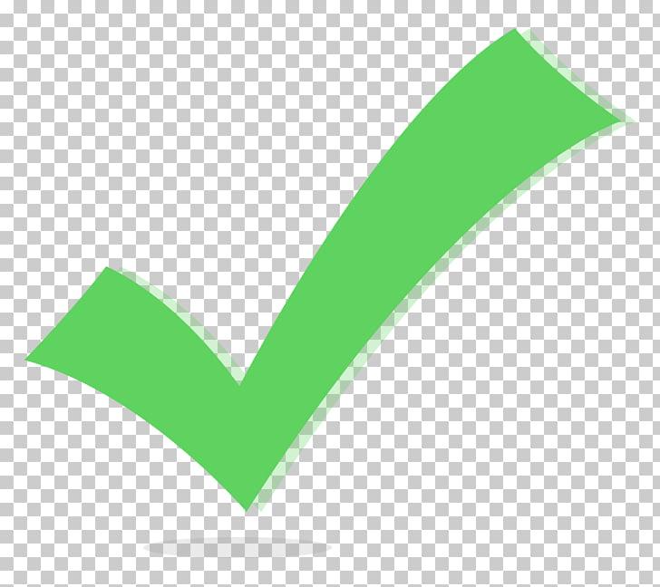 Check mark , checkmark, green check illustration PNG clipart.