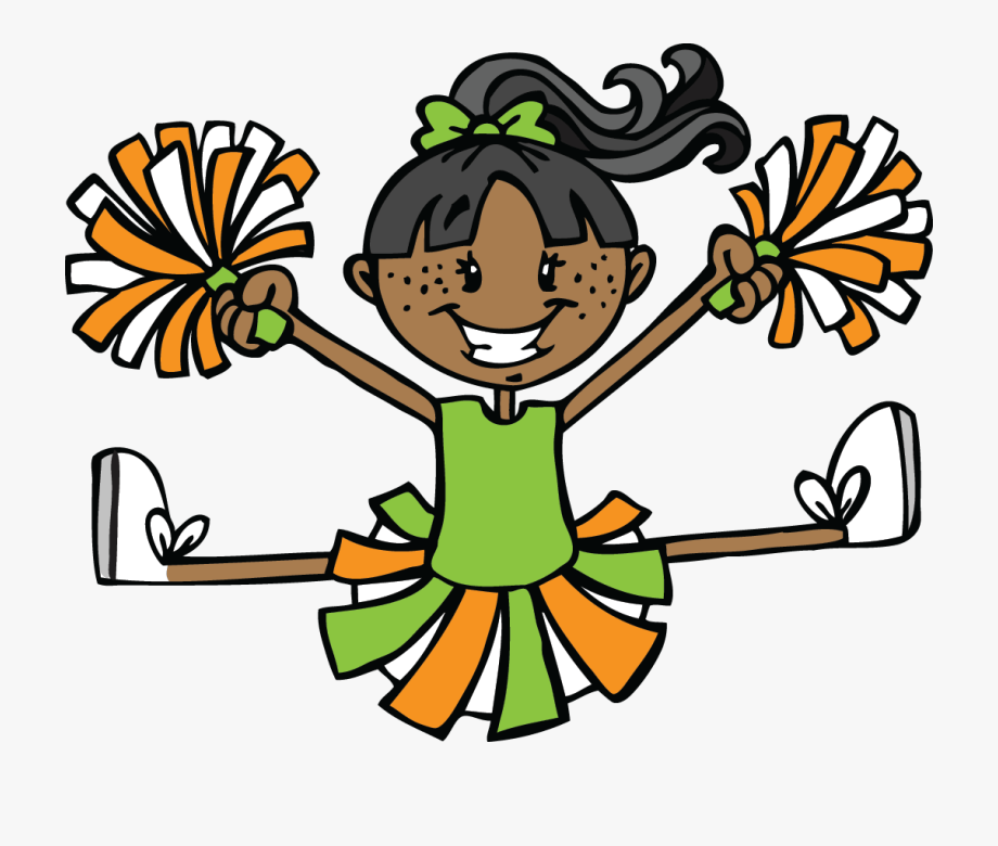 Oranges clipart cheerleading, Oranges cheerleading.