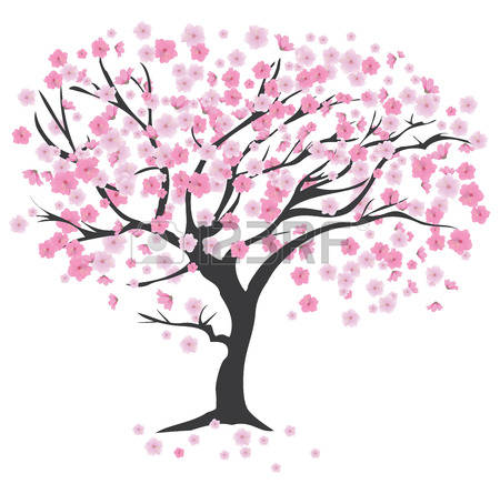 19,039 Cherry Blossom Cliparts, Stock Vector And Royalty Free.