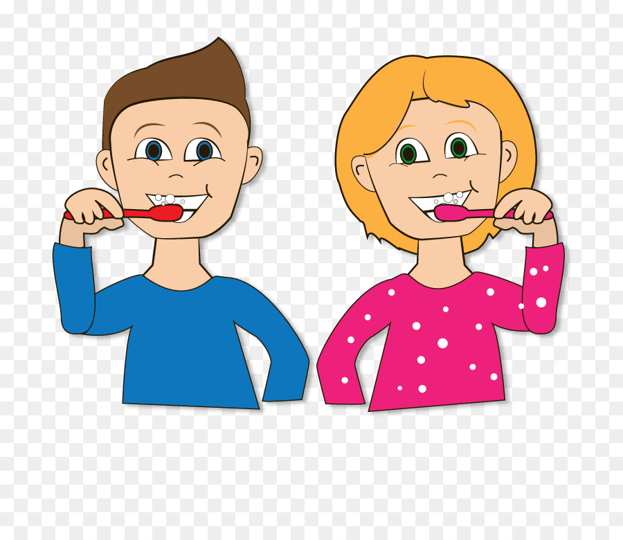 Tooth Brushing Child Dentistry Clip Art #41341.